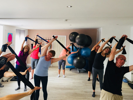 NEW PILATES CLASS FOR PWK @ Pure Balance Pilates, Congleton
