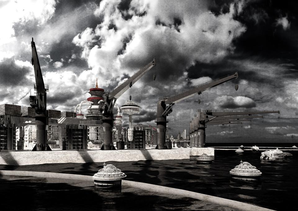 Ocean Waste Docklands
