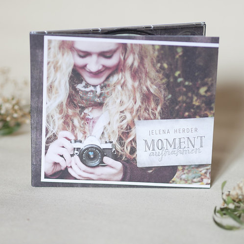 MOMENTAUFNAHMEN - CD