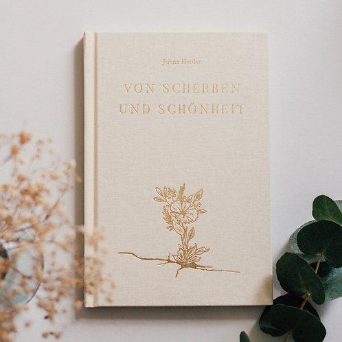Poesiebuch mit Widmung & Wunschpostkarte