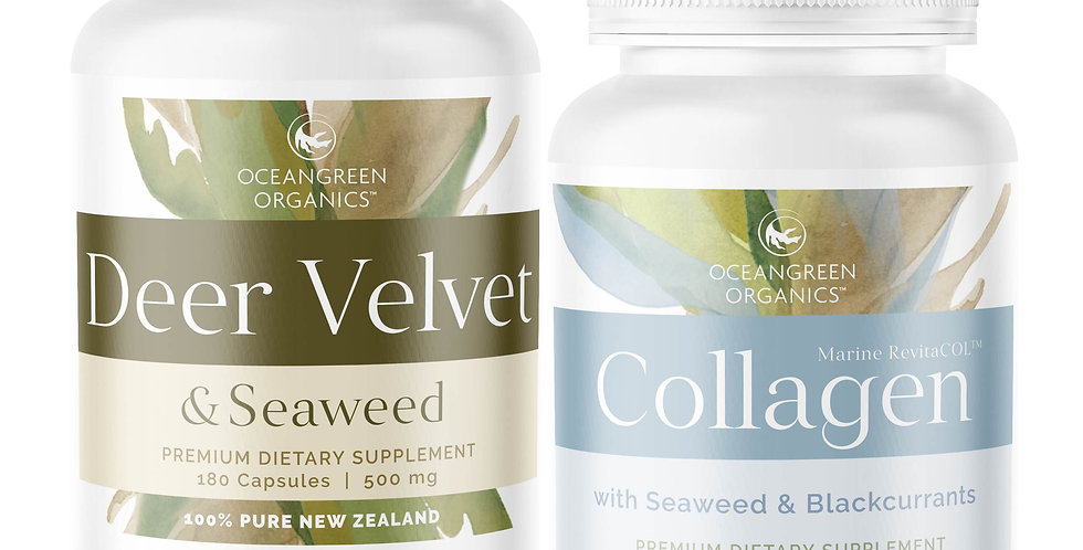 100% Pure New Zealand NEW PRODUCTS