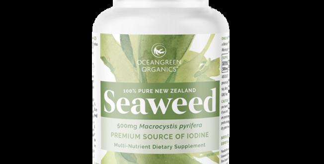 100% Pure New Zealand Seaweed Supplement Capsules (60 Capsules)