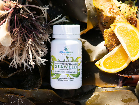 An Impressive Superfood - punching above its weight in the nutritional stakes!