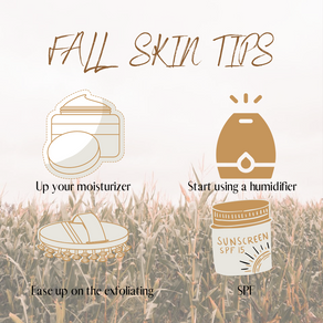 Fall into your new skin routine!