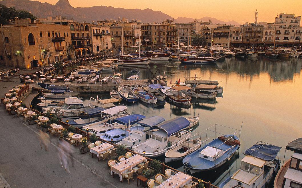 Kyrenia Harbour North Cyprus Villa Rentals