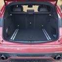 Cargo area of 2019 Alfa Romeo Stelvio QV provides plenty of storage