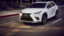 2019 Lexus NX F Sport