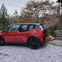 The i3s has some spiffy exterior features