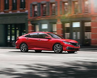 Honda Civic Sedan Sport