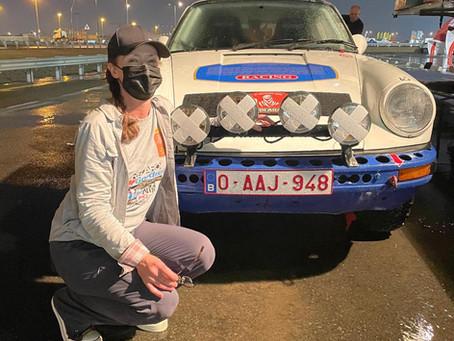 4 Women, A Porsche, A 5,000-mile Rally, And A New Year. Masha'Allah!