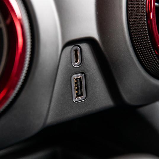 2019 Chevrolet Blazer RS interior