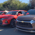 2019 Chevrolet Blazers