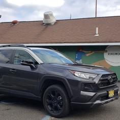 2020 Toyota RAV4 TRD Off-Road