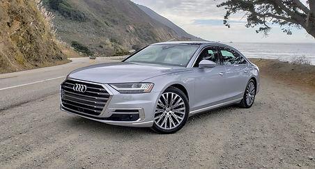 Audi A8L