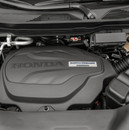 2019 Honda Passport engine...cover