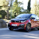 The i3 is a fun little runabout