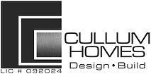Cullum Homes Design & Build Logo