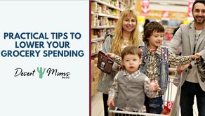 Practical Tips To Lower Your Grocery Spending