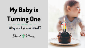 My baby is turning 1: Why am I so Emotional?