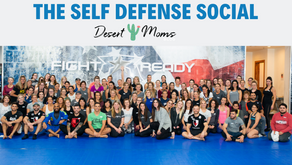 Celebrating The Self Defense Social