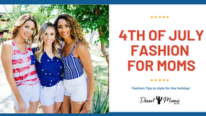 4th of July Fashion For Moms!