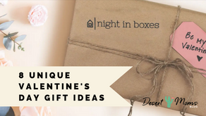 8 Unique Valentine's Day Gift Ideas