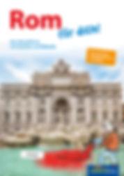 Rom für dich! Reiseführer mit Comics und Rätseln für Kinder Cover Trevibrunnen