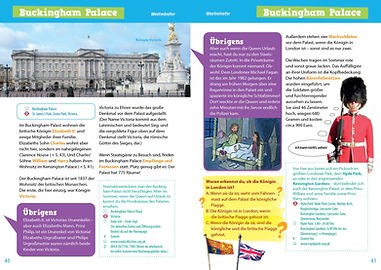 London für dich! Reiseführer mit Comics und Rätseln für Kinder Innenansicht
