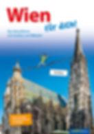 Wien für dich! Reiseführer mit Comics und Rätseln für Kinder Cover Stephansdom