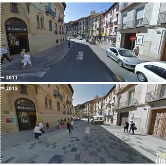 0512 ES Huesca Calle Coso Alto