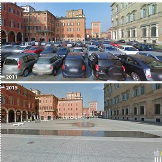 1066 IT Modena, Piazza Roma