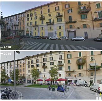 0087 IT Milan Via Amerigo Vespucci