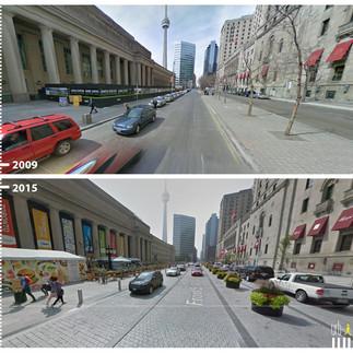 1047 CA Toronto, Front St W