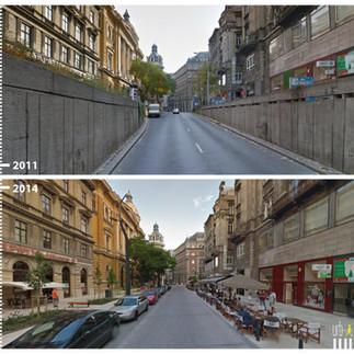 0064 HU Budapest Ferenciek tere