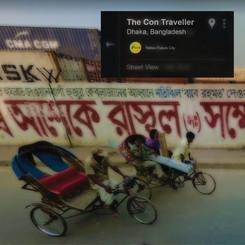 CON TRAVELLER dhaka