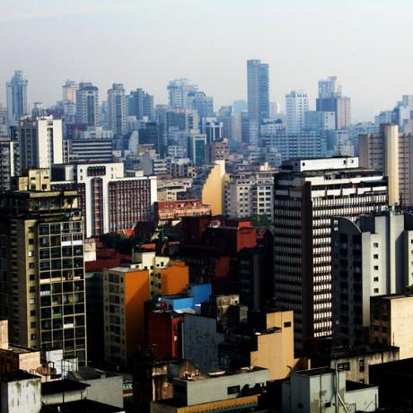 BEM VINDO A SÃO PAULO