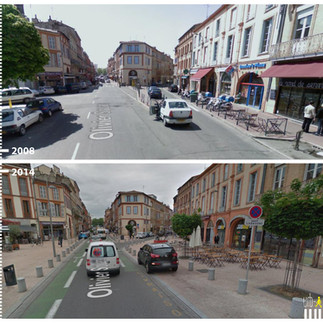 0001 FR Toulouse, Place Olivier