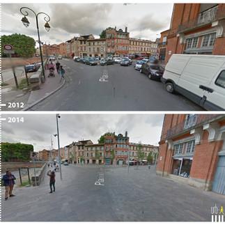 0272 FR Toulouse Place de la Daurade