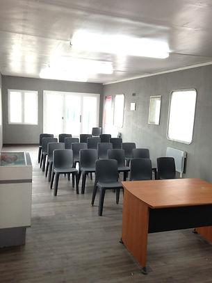 Salle de Classe - Permis Bateau - Chantier Nautique du Nord à LILLE
