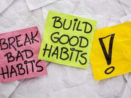 Kuidas vabaneda vanast harjumusest. Asenda vana harjumus uuega