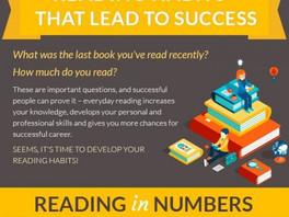 Lugemise harjumus - maailma rikkaimate inimeste olulisim harjumus
