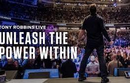 """Unleash the Power Within""- Tony Robbinsi ülivõimas koolitus"