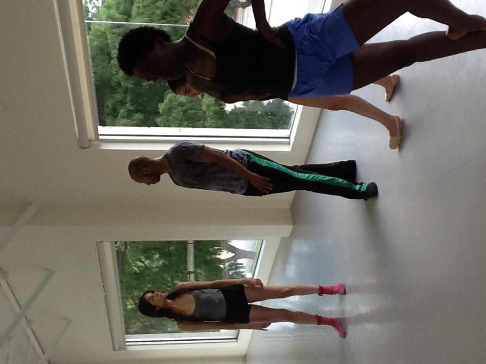 Company Rehearsal