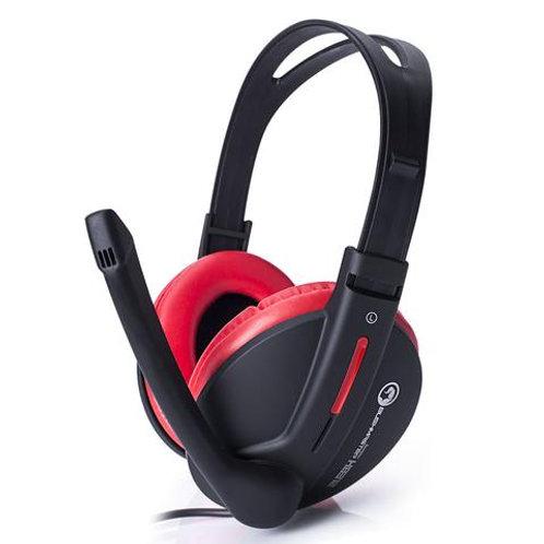 Headphone H8312 Rojo