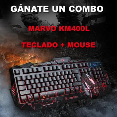 Concurso Marvo KM400L