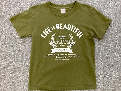 OLIVE T-shirt オリーブ sizeM