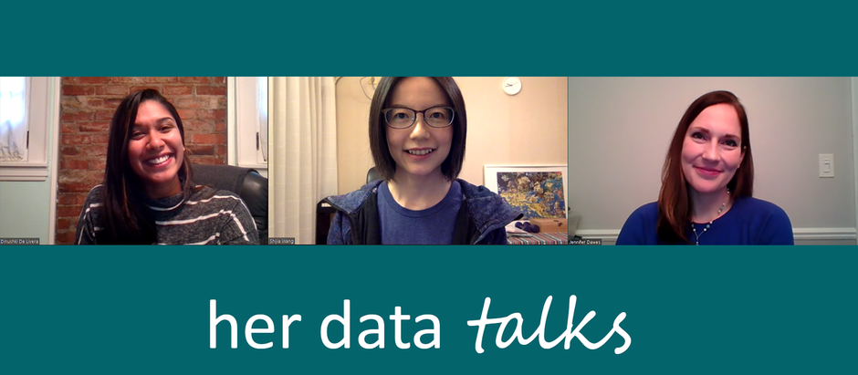 HER DATA TALKS: WENDY SHIJIA