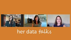 HER DATA TALKS: LISA TRESCOTT