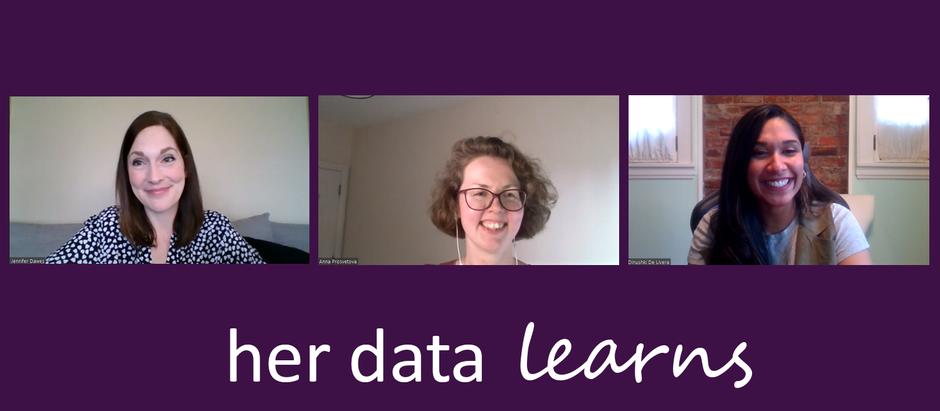 HER DATA LEARNS: METADATA API