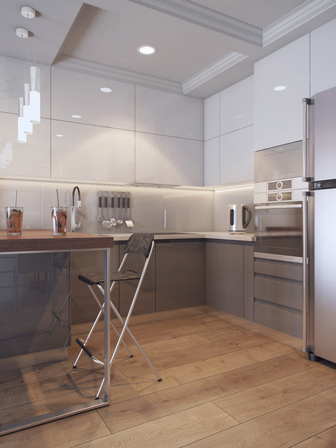 Дизайн квартир современный стиль